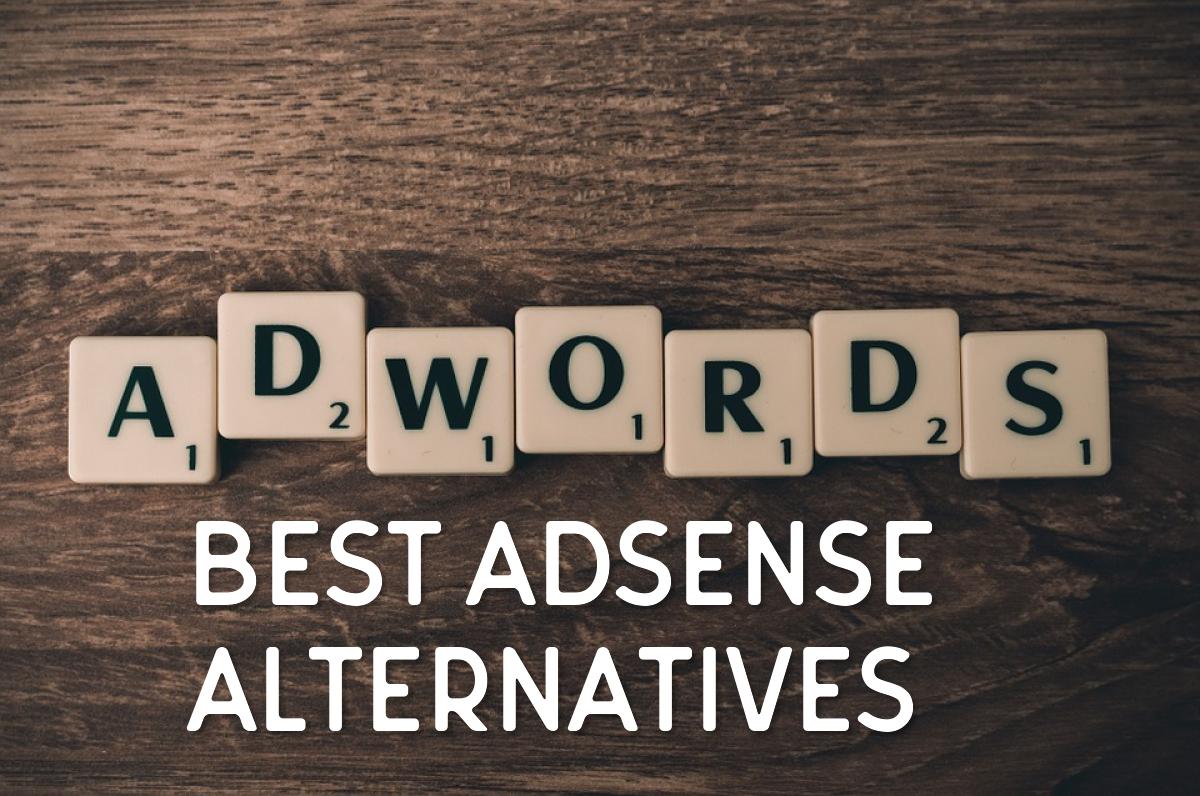 Top Google Adsense Alternatives Try These Technology Blog